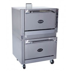 Royal Range Double Deck Oven: RR-36-DS-C