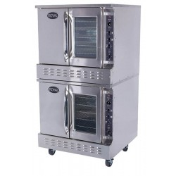 Royal Range Double Deck Standard Depth Gas Convection Oven: RCOS-2