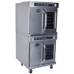 Royal Range Double Deck Bakery Depth Electric Convection Oven: RECOD-2