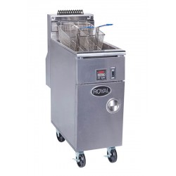 Royal High Efficient Deep Fat Fryer:RHEF-45-DM
